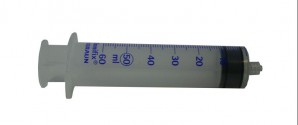 Syringe Lure Lock 60 ml