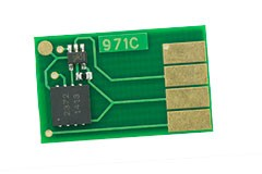 Chip for HP 971XL yellow (SCC)